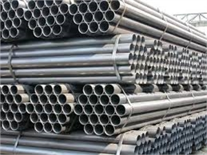 ERW Galvanized steel pipes (hydro-tested) EN 10255